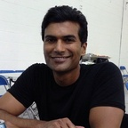 Sendhil on set with The Televixen