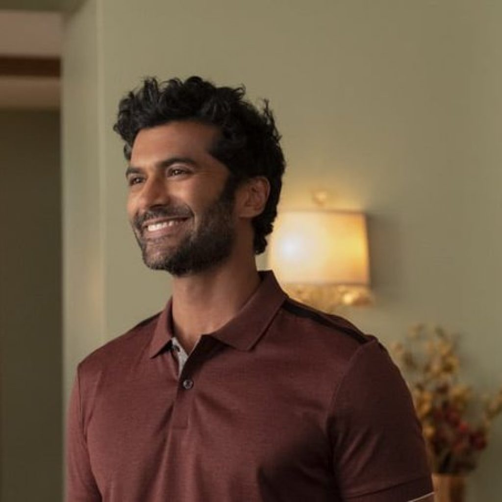 Sendhil Ramamurthy in Never Have I Ever